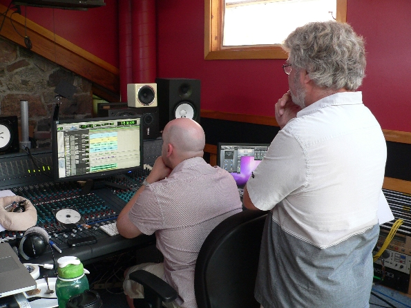 Reviewing the mix