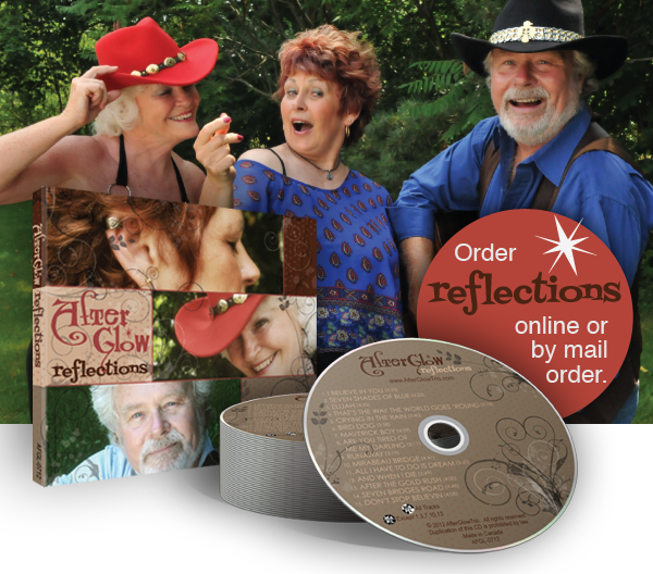 AfterGlow Buy Now CD Reflections