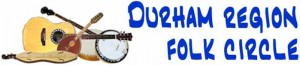 Durham Region Folk Circle Banner
