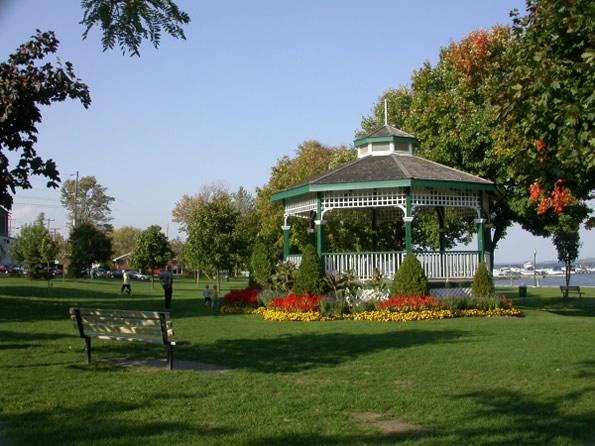Palmer Park Gazebo